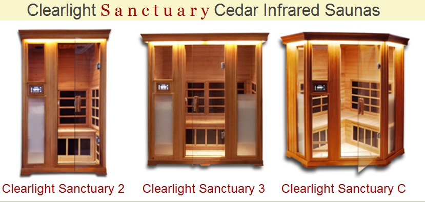 Sanctuary Cedar Infrared Saunas