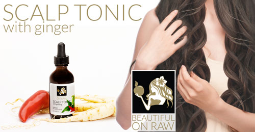 Scalp Tonic New Formulation