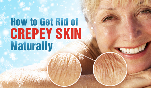 Crepey Skin…What Can You Do?