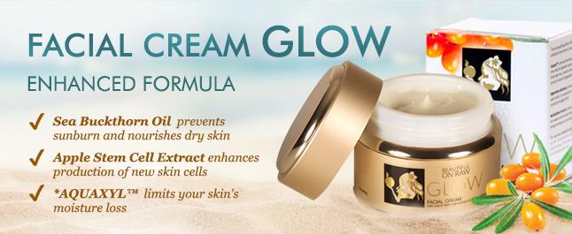 Anti-aging Cream with Sea Buckthorn Oil | Beautiful on Raw