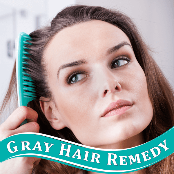 Gray Hair Remedy Beautiful On Raw