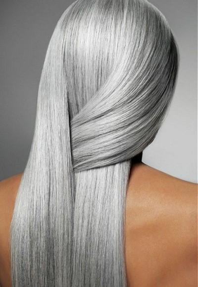 Gray Hair Essentials Beautiful Raw