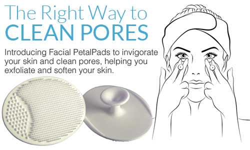Introducing Facial PetalPads
